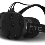htc vive black